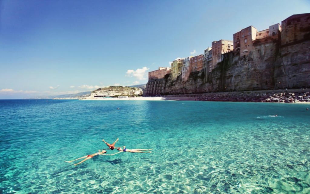 Tropea Blue Sea