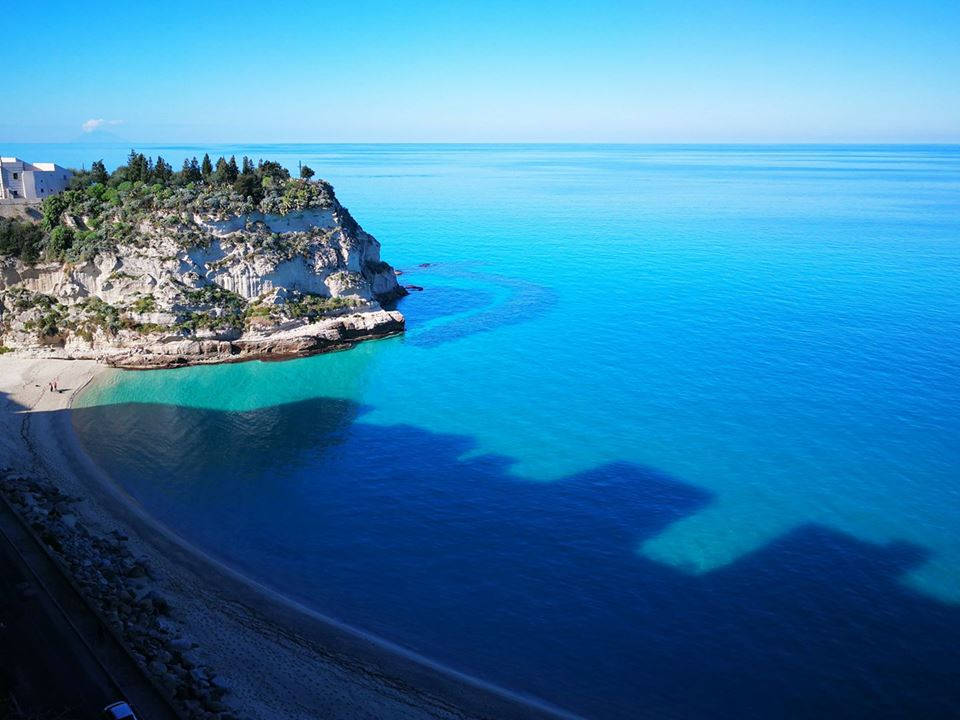 Tropea, sea view