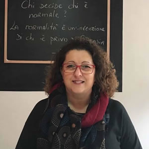 Antonella Pititto - Tearcher and didactic coordinator