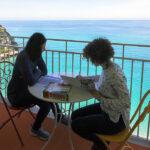 Italian Lessons Sea-View Balncony
